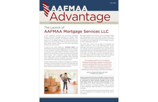 insurance company newsletter