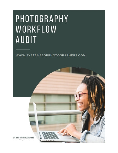photography workflow audit