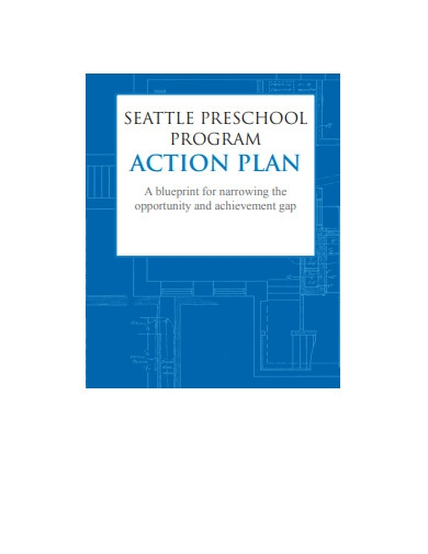 preschool program action plan