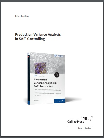 production variance analysis report