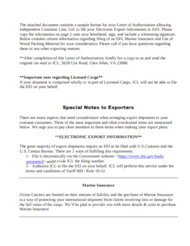 sample company letterhead