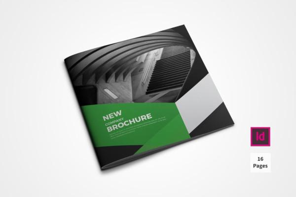 square company profile brochure