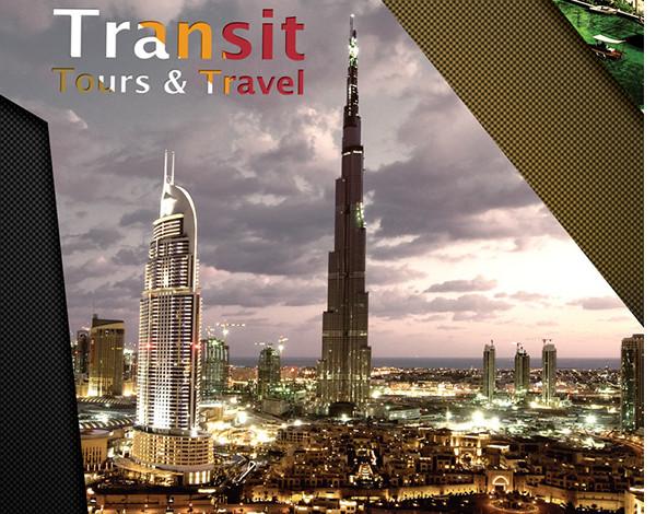 transit tour travel ads