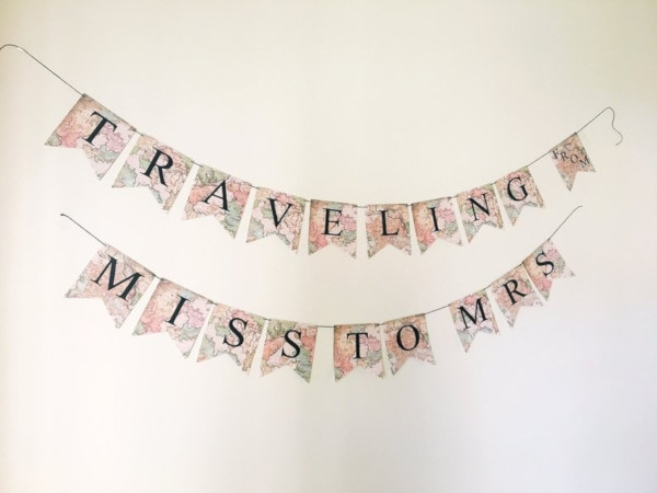 travel themed banner