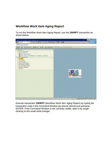 9+ Workflow Report Examples & Templates - PDF | Examples