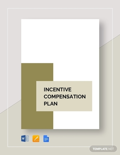 employee incentive compensation plan