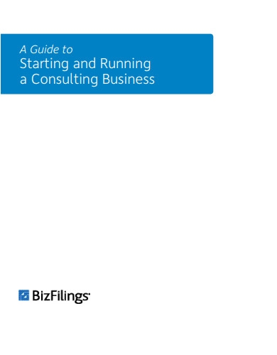 simple consulting business plan template