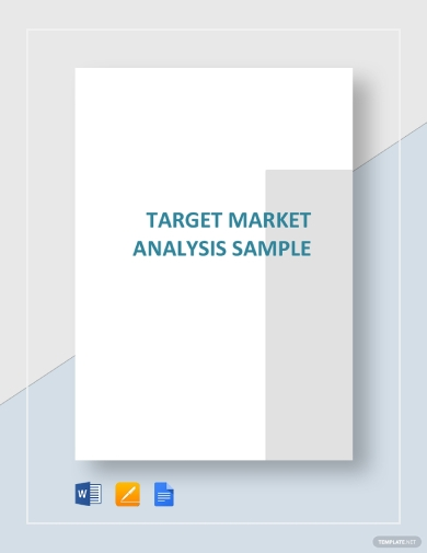 basic target market analysis