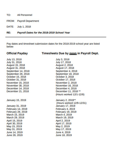 payroll school timesheet example