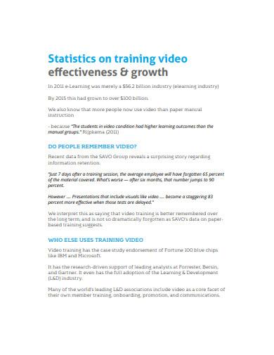 sample training budget