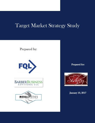 strategic target marketing analysis
