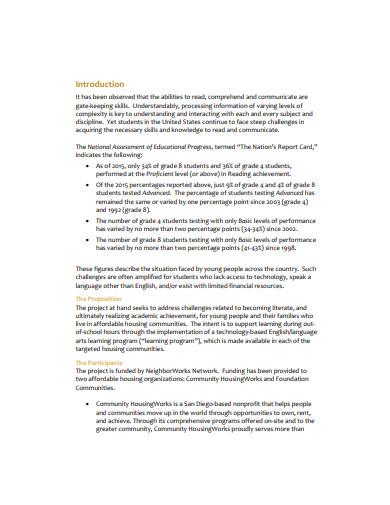 technology based learning program evaluation