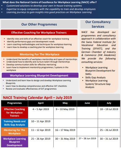 training needs skills gap analysis