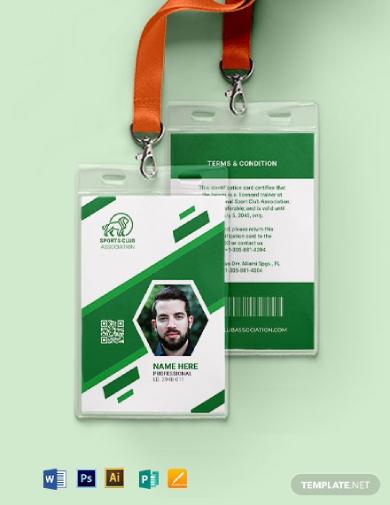 blank sports id card1