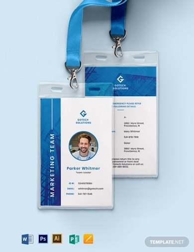 Free 10 Id Card Format Examples Templates Download Now Illustrator Ms Word Pages Photoshop Publisher Examples