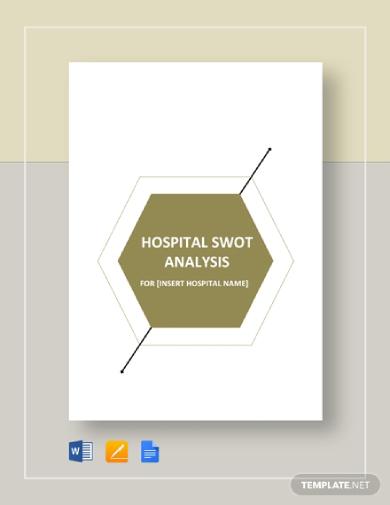 hospital swot analysis