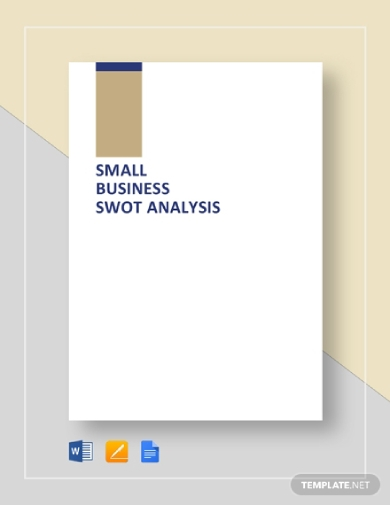 swot analysis for small business
