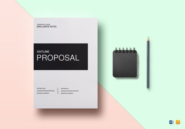 simple project proposal outline