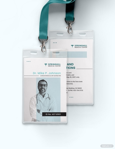 surgeon id card