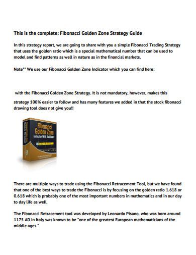 fibonacci golden zone strategy example