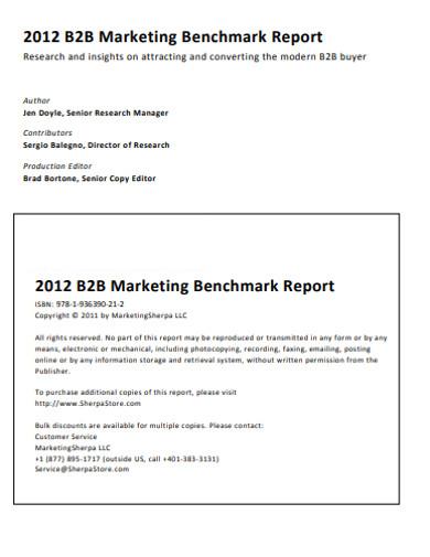 b2b marketing sales lewad generation
