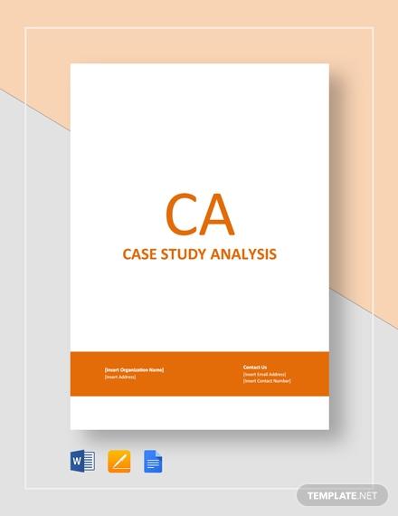case study analysis1