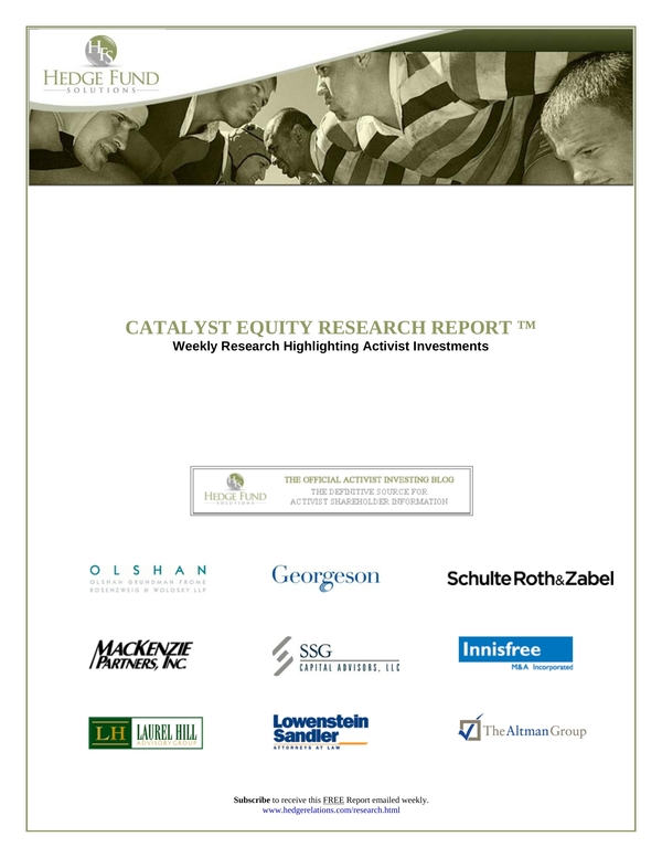 equity research reports