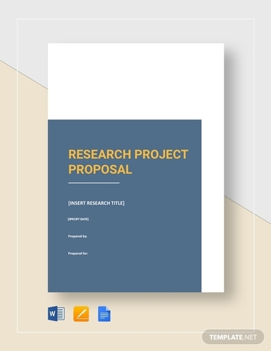 historical research project proposal template