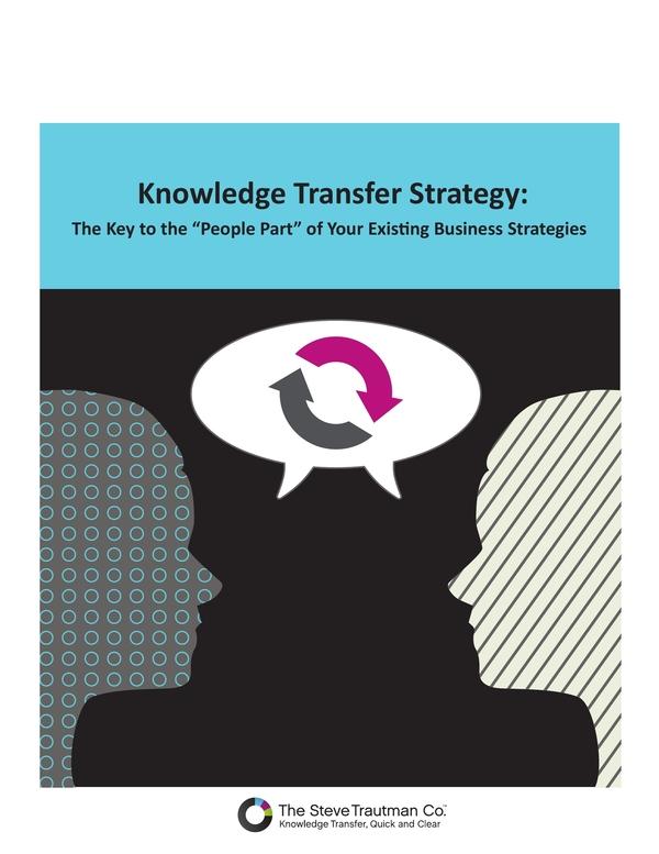 knowledge transfer plan 12