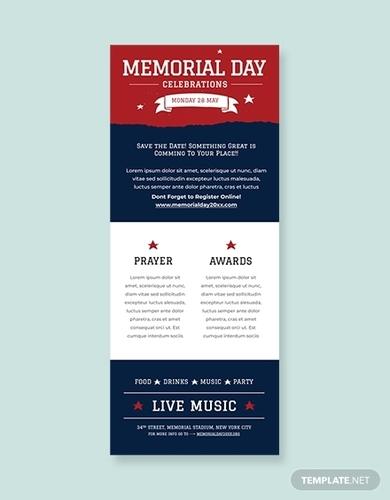 memorial day newsletter