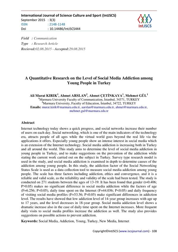 10+ Quantitative Research Examples - PDF | Examples