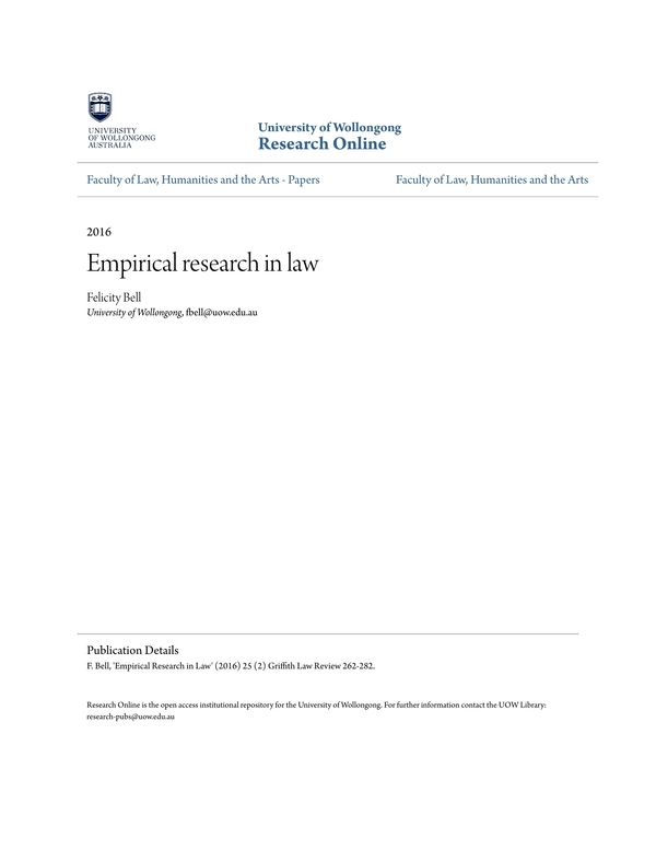 empirical research 6