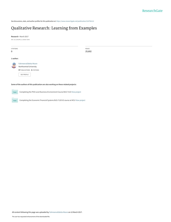 qualitative research 4
