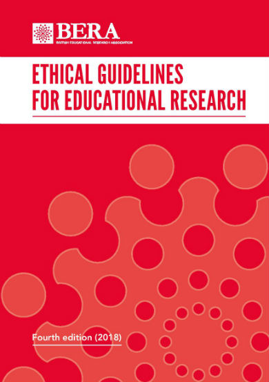 bera ethical guidelines for educational research