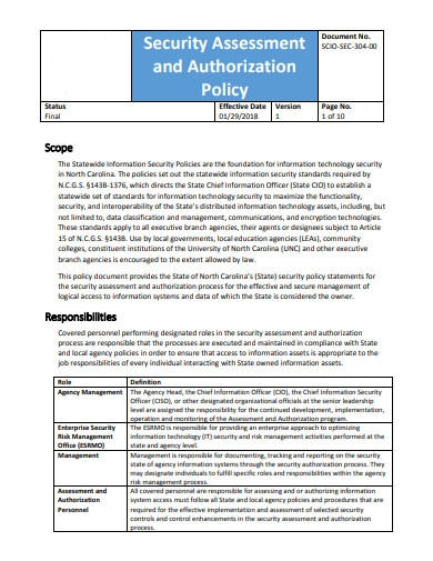 authorization policy example