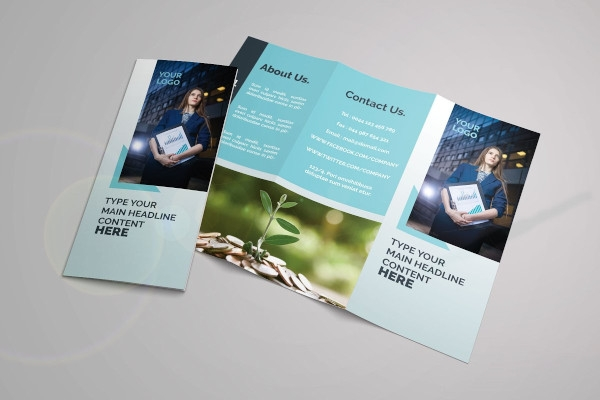 corporate finance services brochure