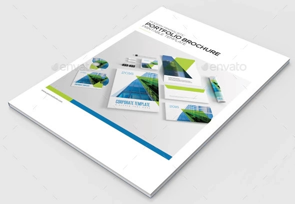 project portfolio brochure