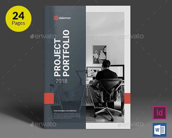 project portfolio example