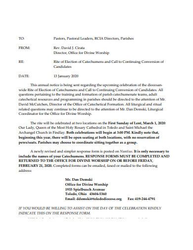 basic executive letterhead