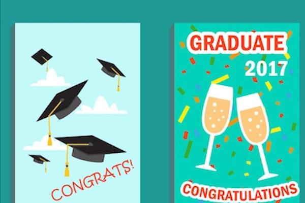 happy graduation ceremony announcement
