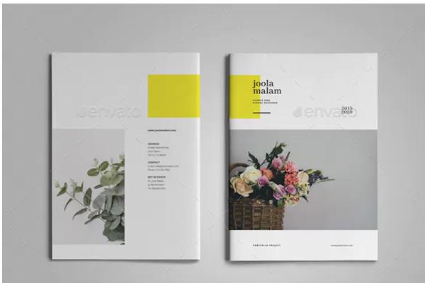 floral design portfolio