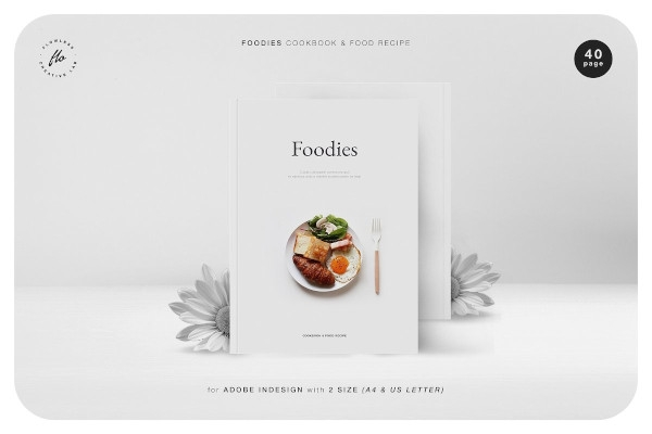 foodies recipe cookbook