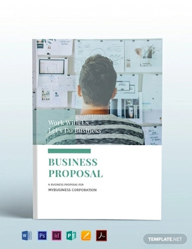 sample business proposal example