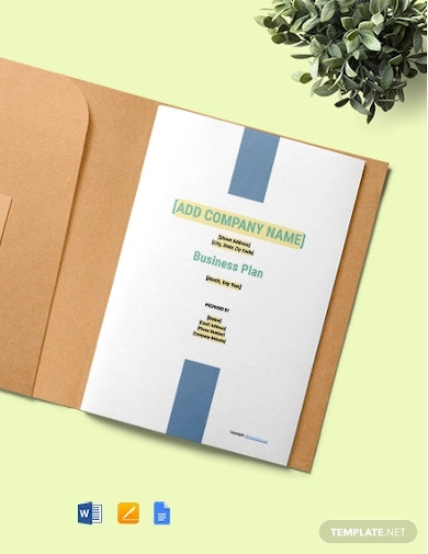 sample construction business plan