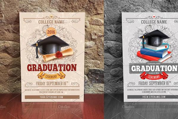 sample graduation ceremony invitation template