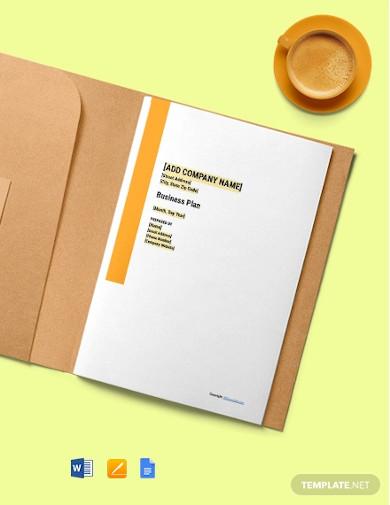 simple construction business plan
