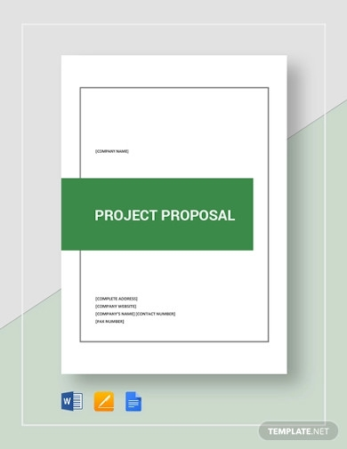 simple project proposal
