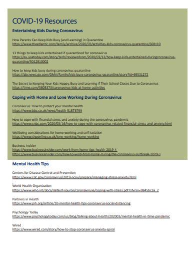 employee enhancement newsletter