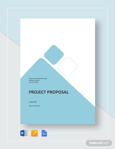 ngo project proposal