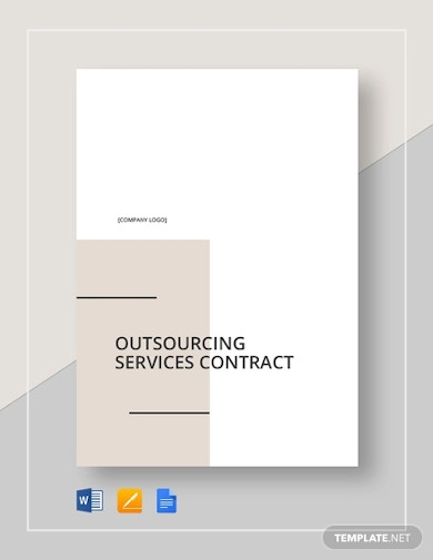 outsourcing services contract